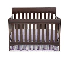 Delta Nursery Furniture Sets by Amazon Com Delta Children Remi 4 In 1 Crib Chocolate Baby