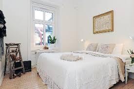 les chambres blanches déco chambre en 55 idées originales petites chambres