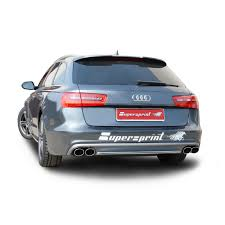 supersprint s6 look for audi a6 3 0 bitdi official videos