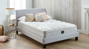 King Koil Bamboo Comfort Classic Mattresses King Queen Double U0026 Single Harvey Norman