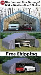 Rite Aid Home Design Double Awning Gazebo 12 Best Shelter Logic Portable Garage Images On Pinterest