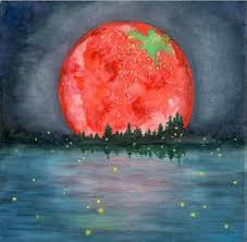 strawberry moon full strawberry moon chakrology