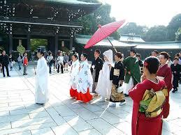 shinto traditional japanese wedding ceremony azafran wellbeing