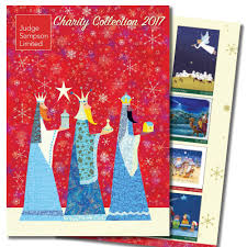 charity christmas cards and other charity related items available