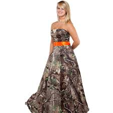 camo dresses for weddings camo wedding dresses with orange pictures ideas guide to buying