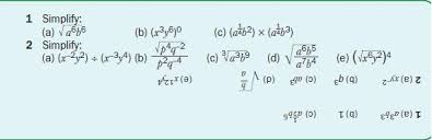 indices mathematics gcse revision revision maths