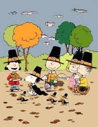 thanksgiving is a bad time to be a bird the peanuts