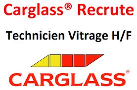 siege social carglass carglass embauche ouest activités