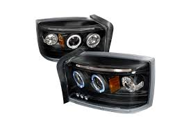 2006 dodge dakota 2006 dodge dakota custom headlights aftermarket headlights