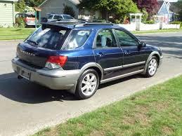 subaru suv white 2005 subaru impreza awd auto sales