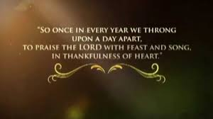 thanksgiving billy graham quote when thanksgiving is filled with