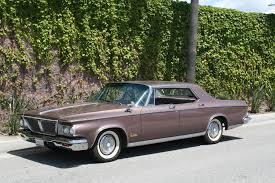 4 Door Muscle Cars - 1964 chrysler new yorker 4 door hardtop the vault classic cars