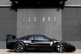 1991 f40 for sale all black f40 les voitures d exceptions