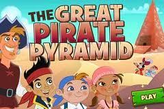 jake neverland pirates games kids