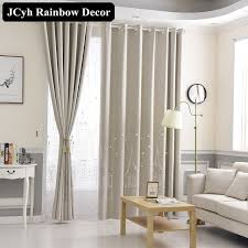 Blackout Curtains For Baby Nursery Aliexpress Com Buy Modern 3d Blackout Curtains For Living Room