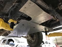 Ford Raptor Exhaust System - 2017 ford raptor skid plate kit