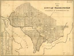 Grapevine Map The Cultivation Of The Grapevine In Washington D C 1834 1845