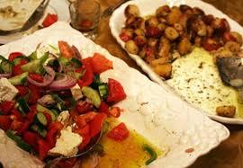 7 meatless main courses perfect xoriatiki salata country style greek salad recipe saveur