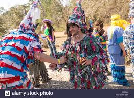 traditional cajun mardi gras costumes wearing traditional cajun mardi gras costume and mask runners