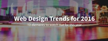 10 web design trends u003c b u003e u003cb u003e you can expect to see in 2016 php