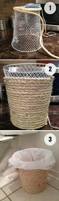 diy bathroom decorating ideas decorate some useful jars with netting this would help keep your