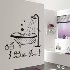 Wall Transfers For Bathroom Bathroom High Quality Wall Decals For Bathroom Quotes Attendant