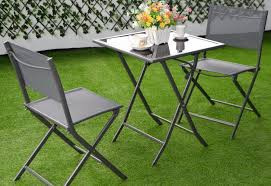 Folding Patio Set With Umbrella Patio U0026 Pergola Folding Patio Furniture Popular Plastic Folding
