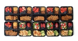 Plastic Storage Containers Dividers - 3 compartment food containers u2014 california home goods