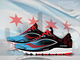 City Of Chicago Flag Meaning The Chicago Running Shoe Pack Saucony Blog