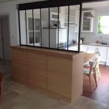 separation verriere cuisine meuble verriere separation cuisine salon cna décobois