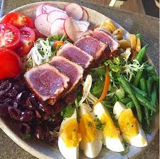 restaurant cuisine nicoise nicoise salad catch restaurants york ny dining