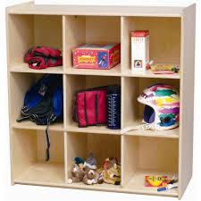 Natural Wood Bookcases Little Colorado Storage Cube Wood Bookcase Hayneedle