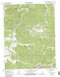 Colorado State Park Map by Meramec State Park Topographic Map Mo Usgs Topo Quad 38091b1