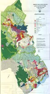 The 606 Map Maps Prince William Conservation Alliance