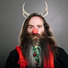 the twelve beards of whimsical photos of bearded