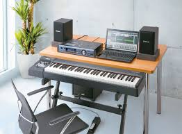 Home Studio Mixing Desk by Roland Rd 64 Digital Piano