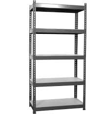 Heavy Duty Garage Shelving by Ideas Metal Shelving And Heavy Duty Metal Shelving Plus Garage