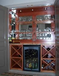 wine rack bar furniture home bar design
