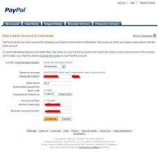 cara membuat paypal online panduan verifikasi paypal menggunakan bank lokal indonesia