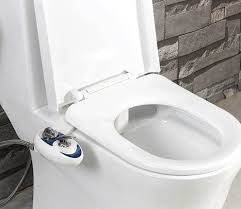 Toilet With Bidet Seat Under 100 Toilet Seat Bidets Reviews U0026 Installation Info