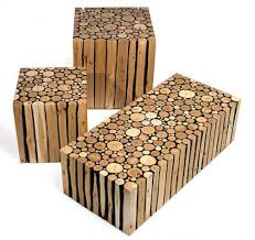 benefits of using recycled wood furniture inhabit