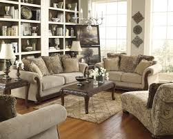 Livingroom Chaise Furniture Attractive San Marino Traditional Sofa Loveseat Chaise