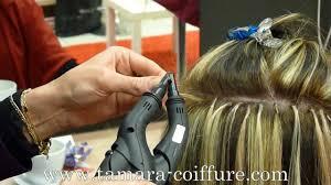 prix d un balayage sur cheveux mi long extensions sur cheveux mi long pose à la kératine à chaud youtube