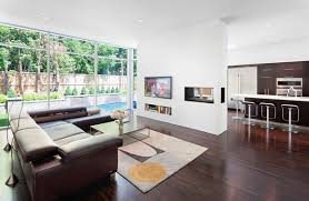 style home contemporary gallery style home in ottawa s