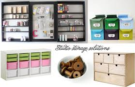 studio storage solutions mollie makes