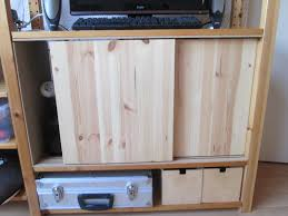 how to build a wood cabinet with doors how to make a wood sliding cabinet door track functionalities net