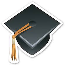 graduation cap stickers graduation cap emoji stickers emojis and emoji