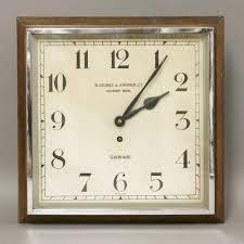 winsome wall clock art deco 129 art deco wall clock antique art