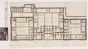 ground plan of newgate digital library