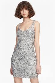 helen sparkle strappy dress dresses french connection canada